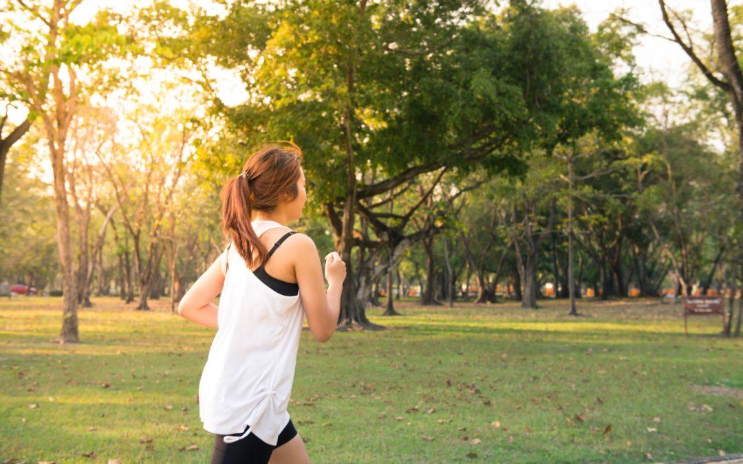 Veilig en sportief hardlopen met een heuptasje voor je telefoon