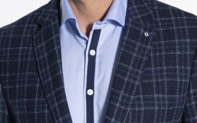 Het verhaal van het stijlvolle kledingmerk voor mannen 'Blue Industry'