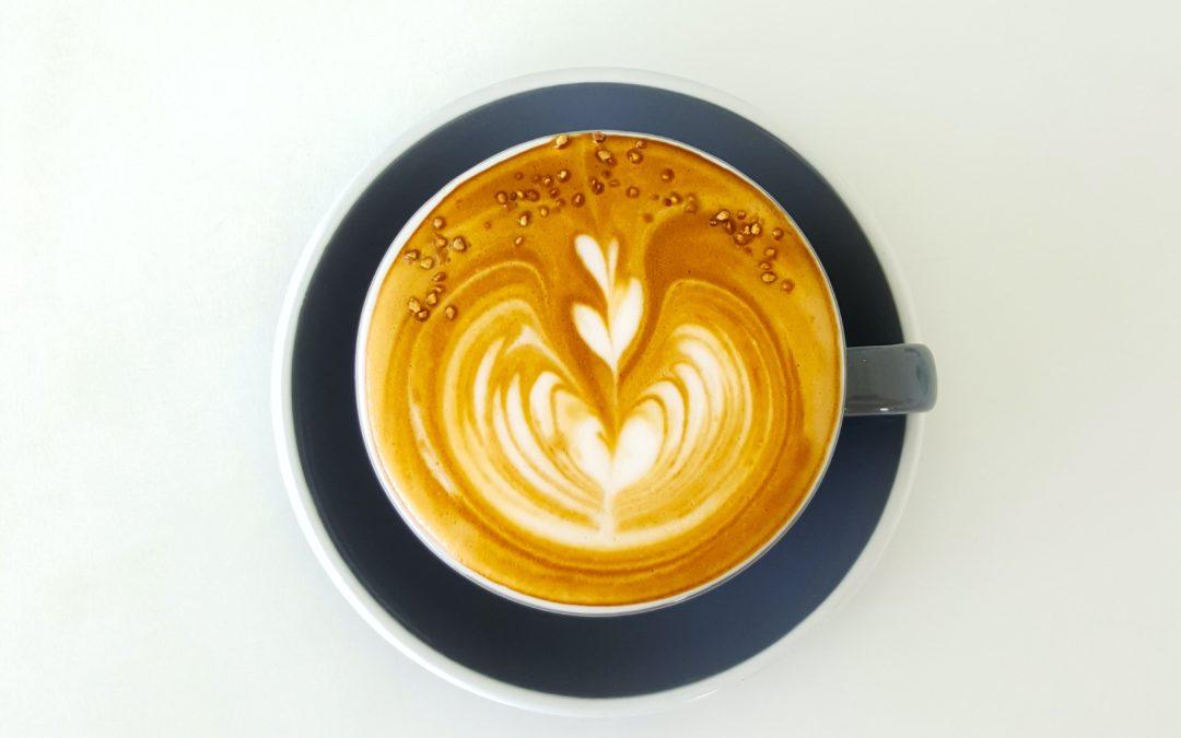 Koffie op werk