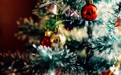 Met een speciale sneeuwende kerstboom ben je verzekerd van een witte kerst