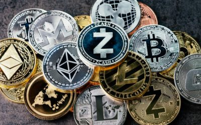 Verandering in de digitale wereld door cryptocurrency